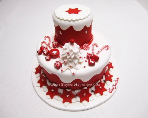 Class ?Cake Design Christmas 2012? ? Bari Find Your Cake