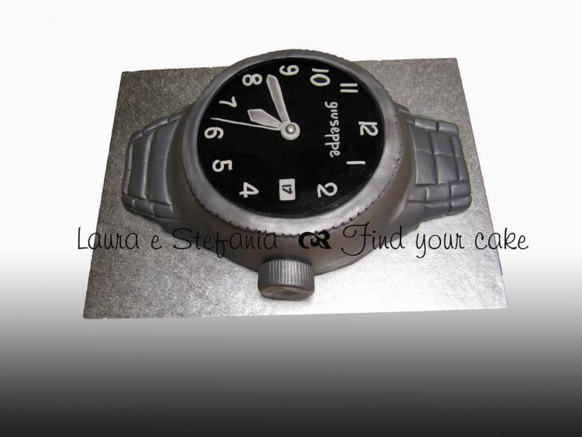 Wristwatch Cake Find Your Cake