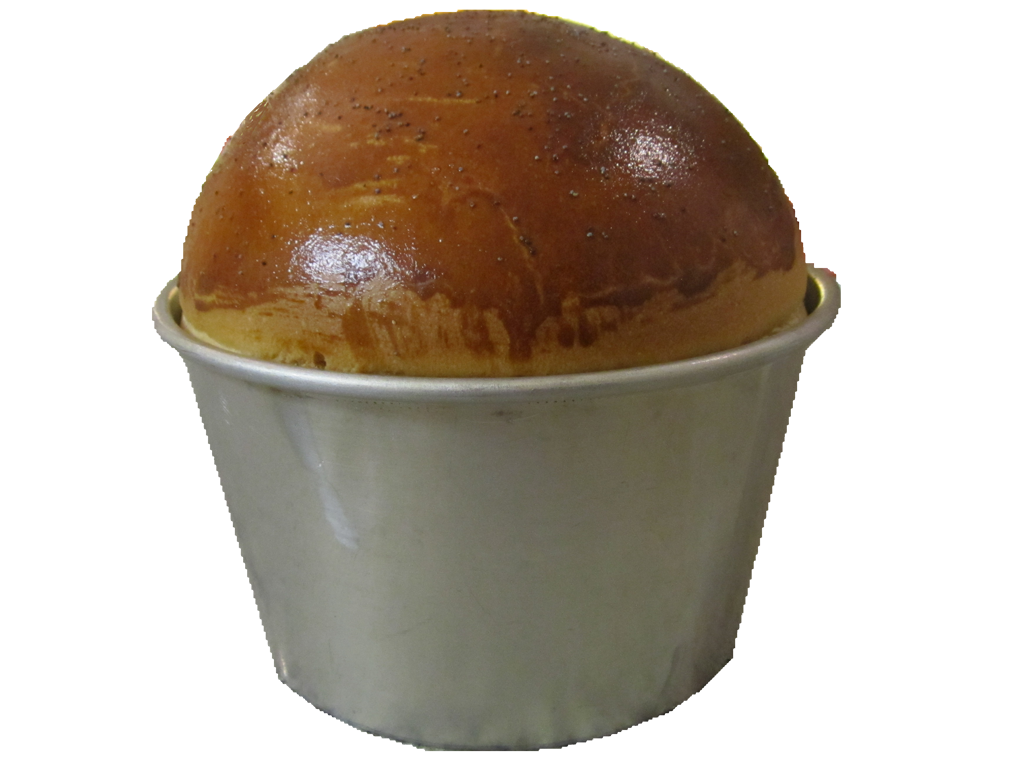 Pan brioche e pan brioche light