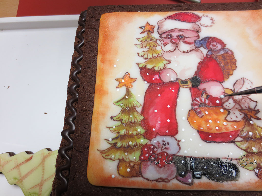 Scatola Babbo Natale Find Your cake 2015-12-06_029