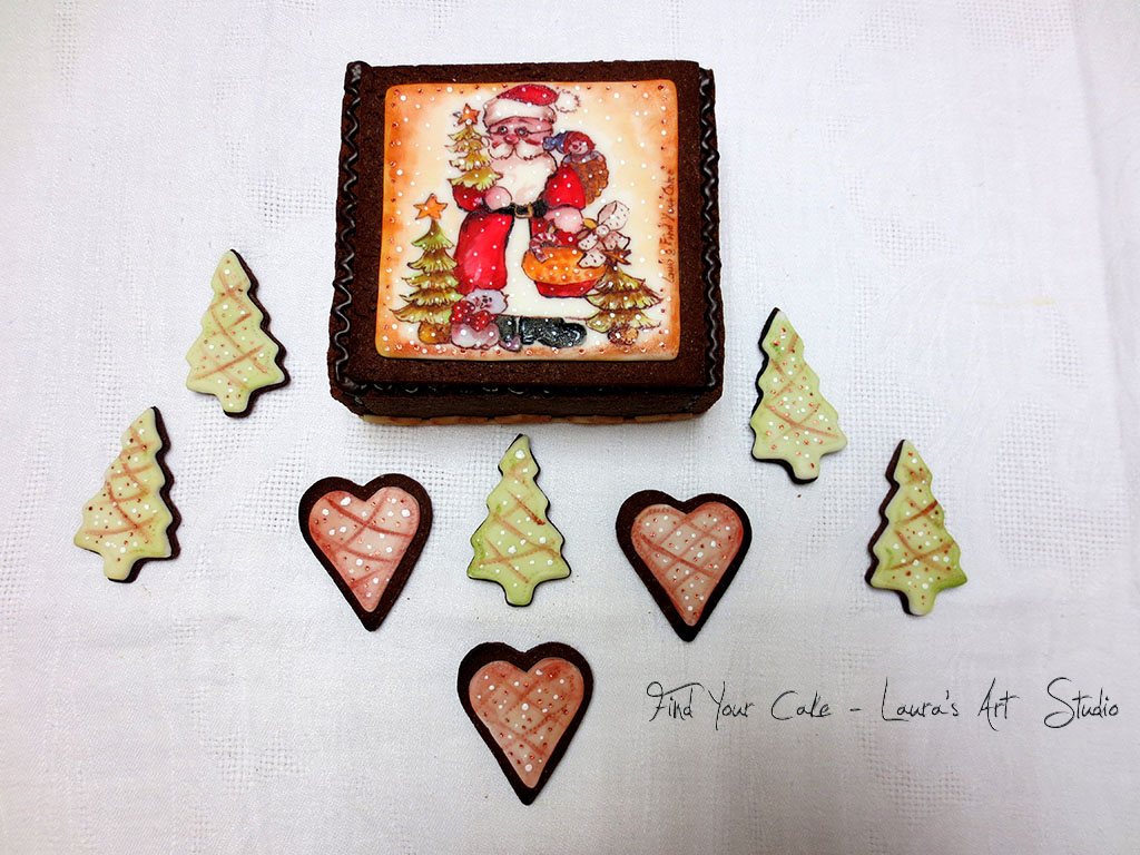 Scatola Babbo Natale Find Your cake 2015-12-06_030