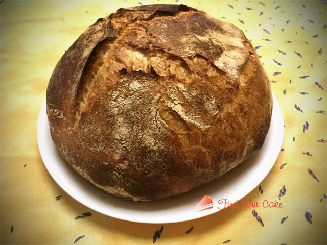 Pane con metodo poolish